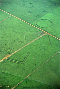 Geoglyphs by Sanna Saunaluoma
